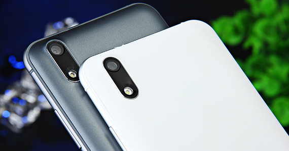 Ulefone Paris 4G camera