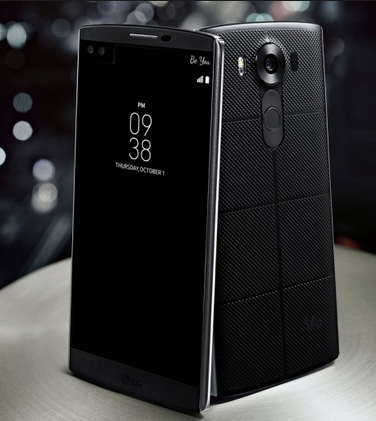 lg v10 hardware & performance