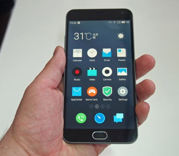 meizu m2 note performance