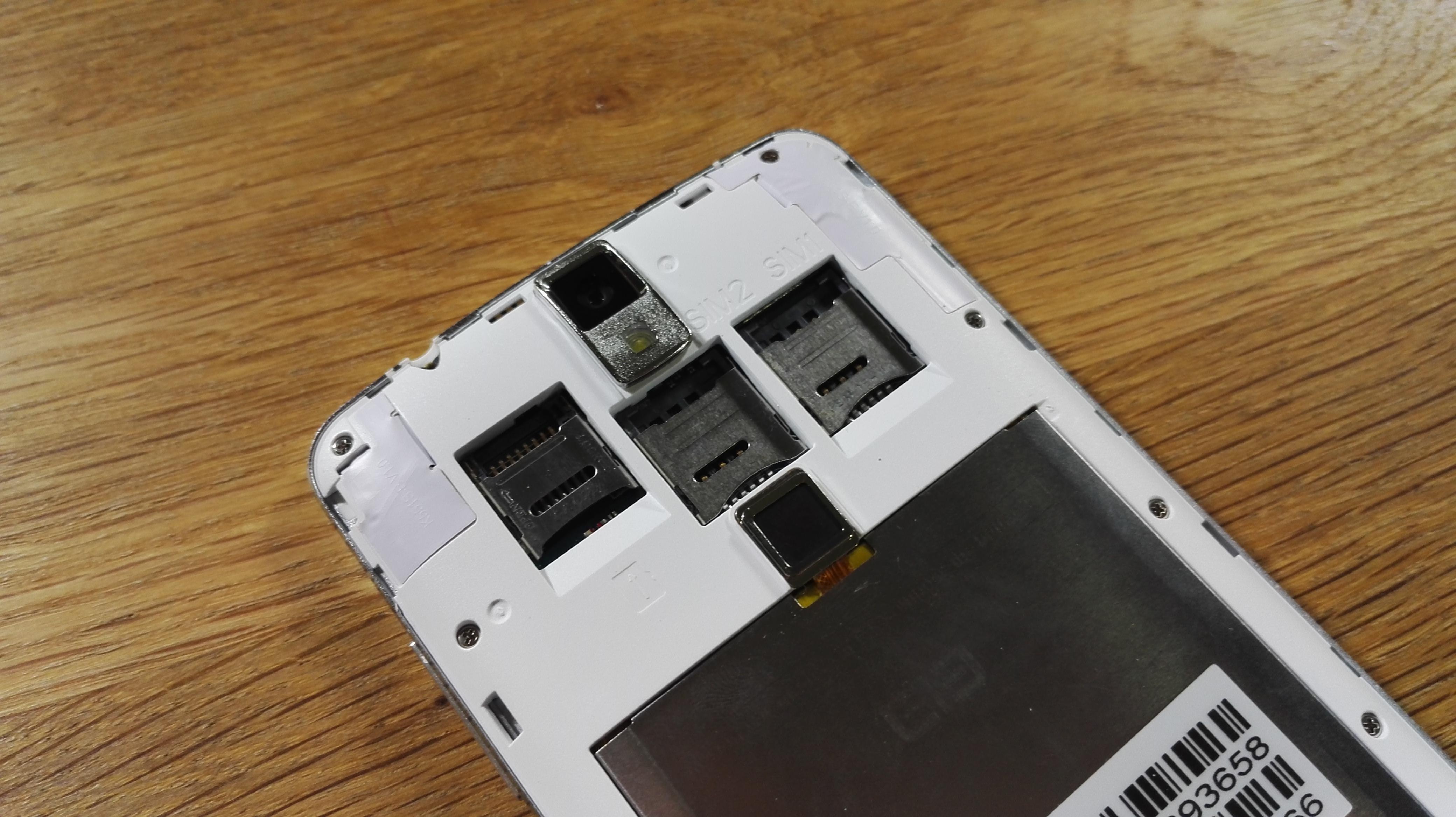 Elephone P8000- Hardware