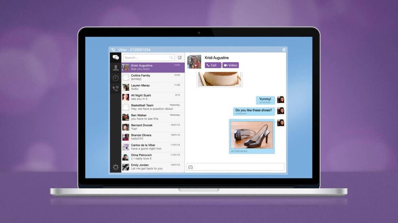 How to deactivate your Viber account on desktop
