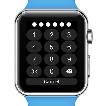 How to disable passcode on Apple watch