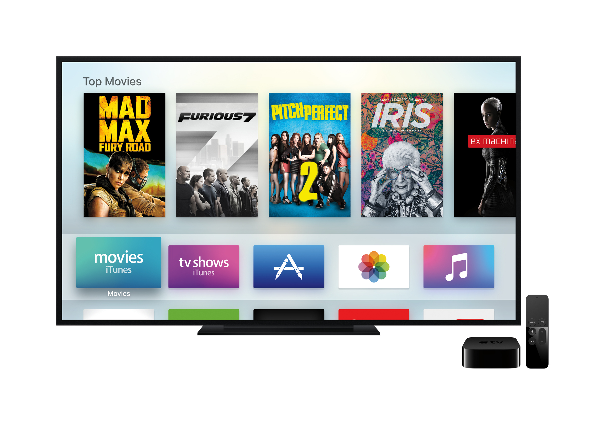 How to hide or delete the app on Apple TV