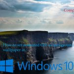 How to set animated GIF as background wallpaper in Windows 10 download and upload limits and speeds 3 Free Tools to Restrict or Limit Internet Download and Upload Transfer Speeds How to set animated GIF as background wallpaper in Windows 101 150x150