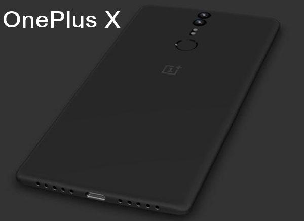 OnePlus X design