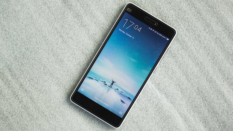 Xiaomi Mi4c display