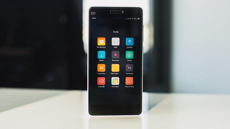 Xiaomi Mi4c software