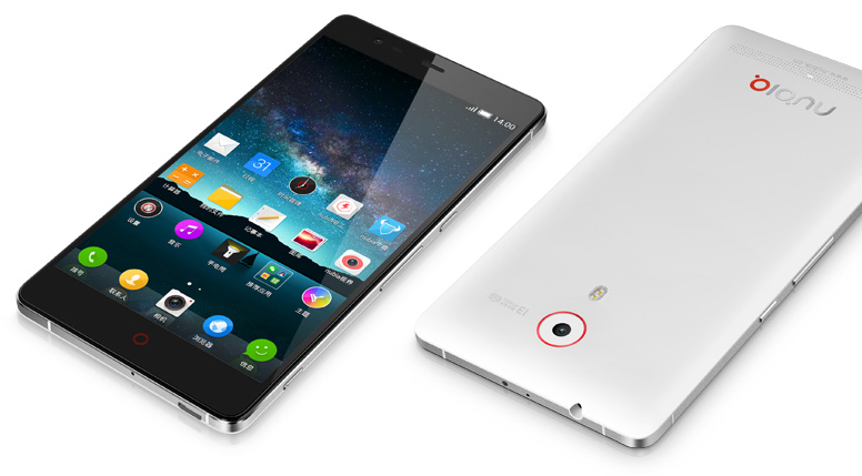 ZTE Nubia Z7 Introduction