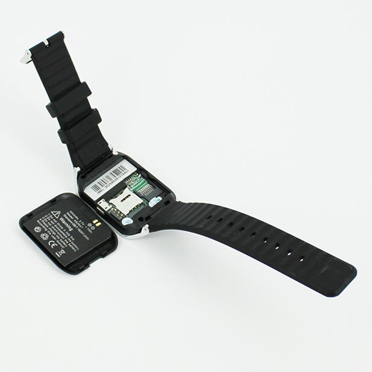 DZ09 Single SIM Smart Watch Phone battery