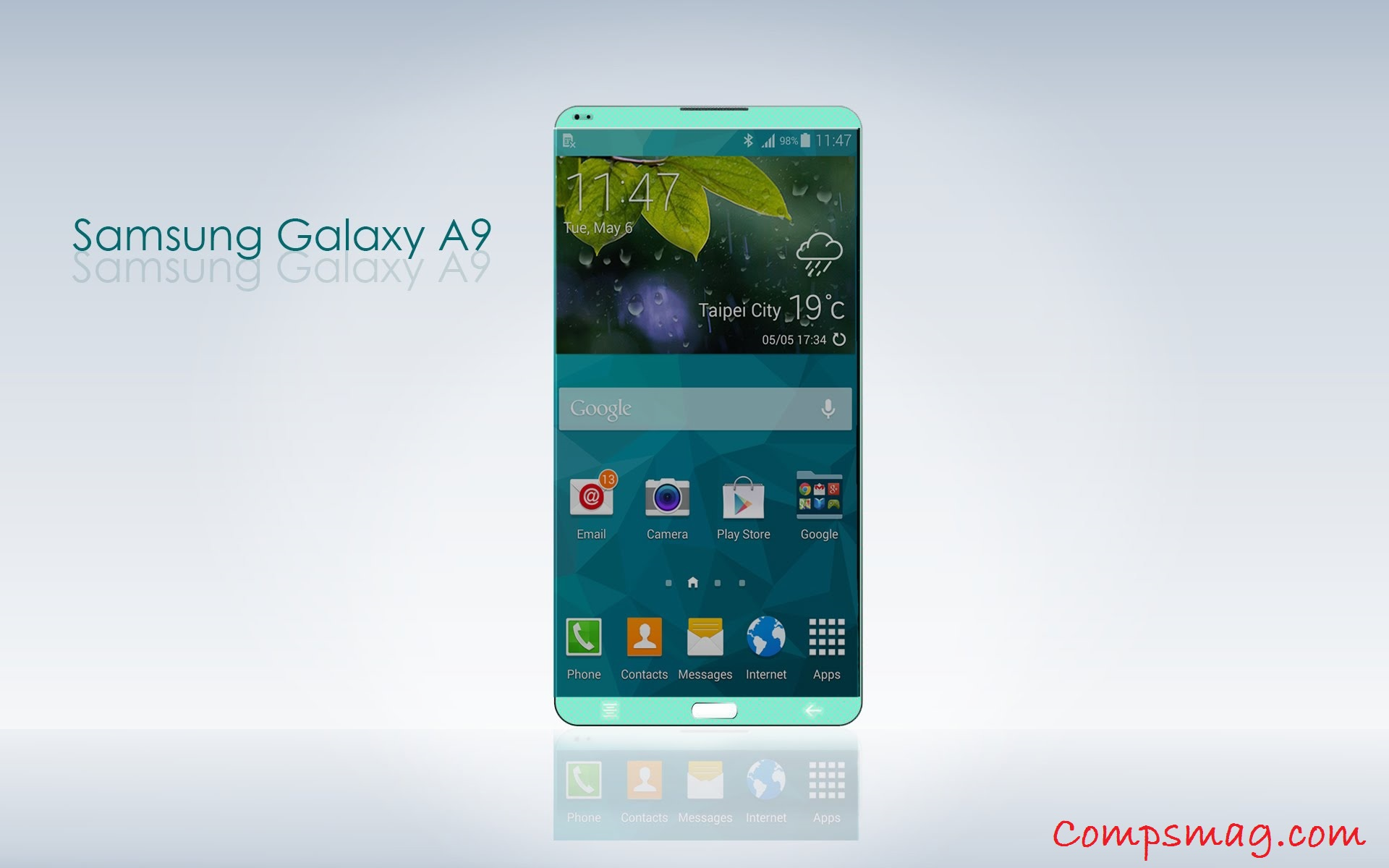 Leaked: Samsung Galaxy A9 price
