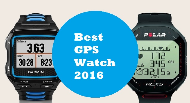 Best GPS Watch 2016