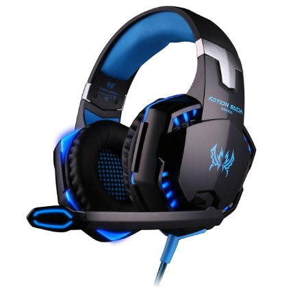 Bmouo Comfortable Stereo Gaming Headset