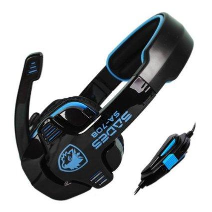 Sades SA-708 Stereo Gaming Headset