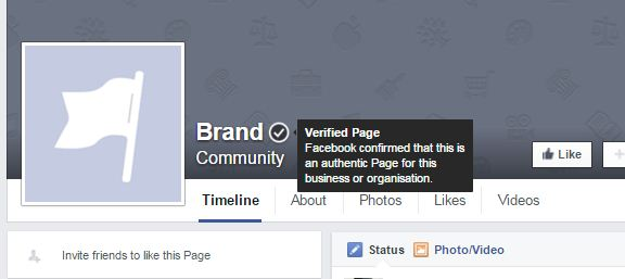 How to Verify your Facebook Page 2016