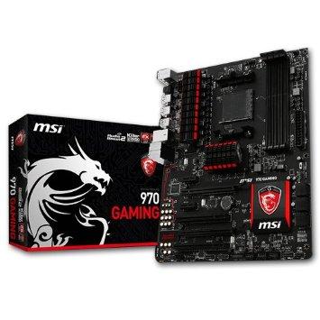 MSI 970 GAMING DDR3 2133 ATX AMD Motherboard