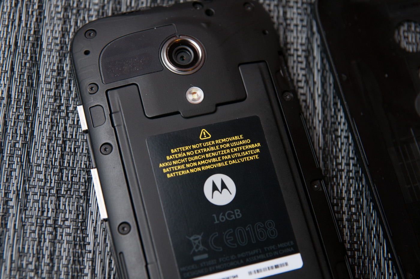 Motorola Moto G4 Plus Battery