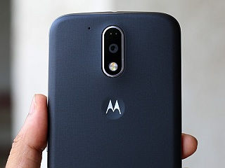 Motorola Moto G4 Plus Camera