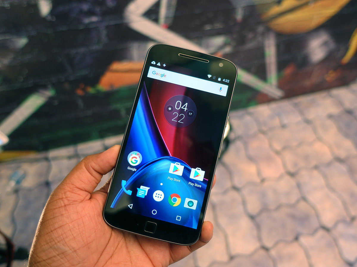 Motorola Moto G4 Plus Performance
