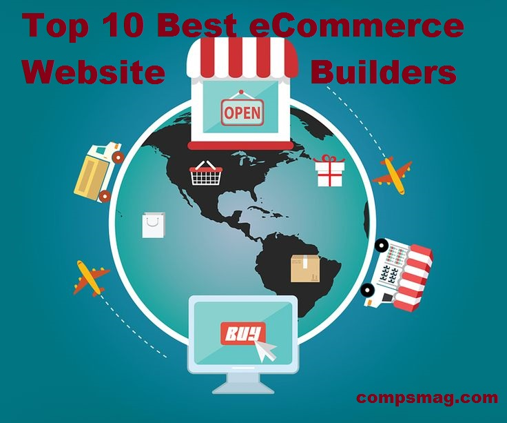 Top 10 Best eCommerce Website Builders