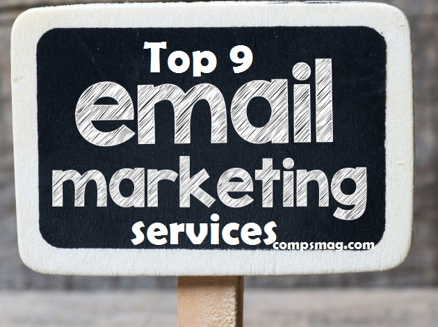 Best Email Marketing services 2016