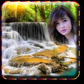 Waterfall Photo Frames1