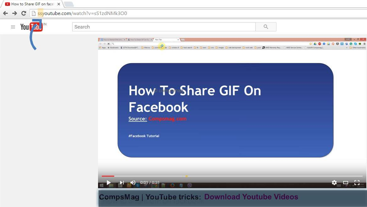 ss step 1 download video