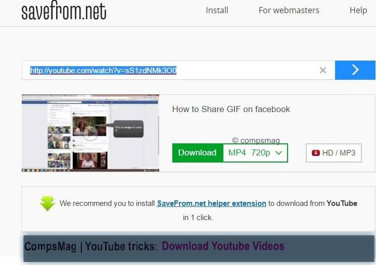 ss step 2 download video