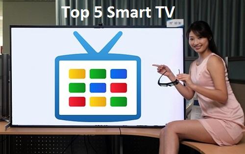 Top 5 Smart TV 2016