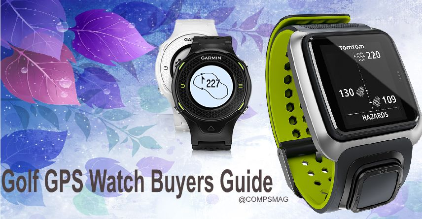 Golf GPS watch buyers guide
