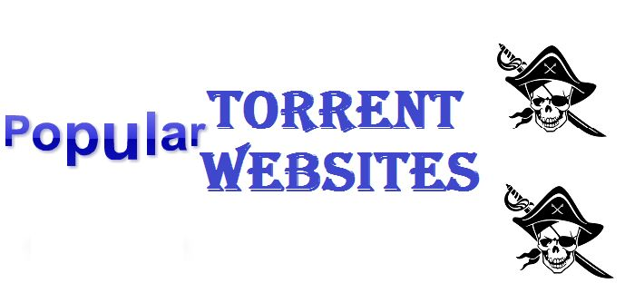 Popular Torrent Sites in 2016 To Download Pirated Movies