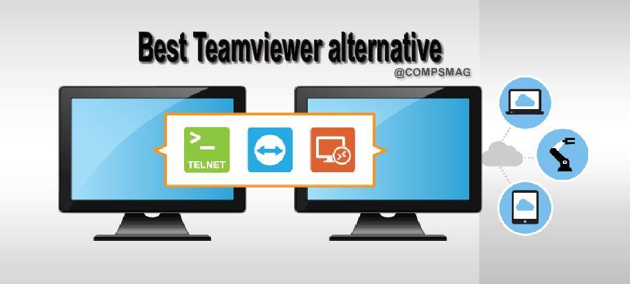 Best Teamviewer alternative 2016