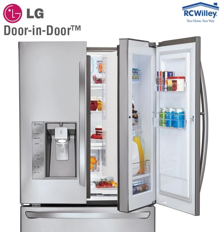 LG LSXS26386D fridge