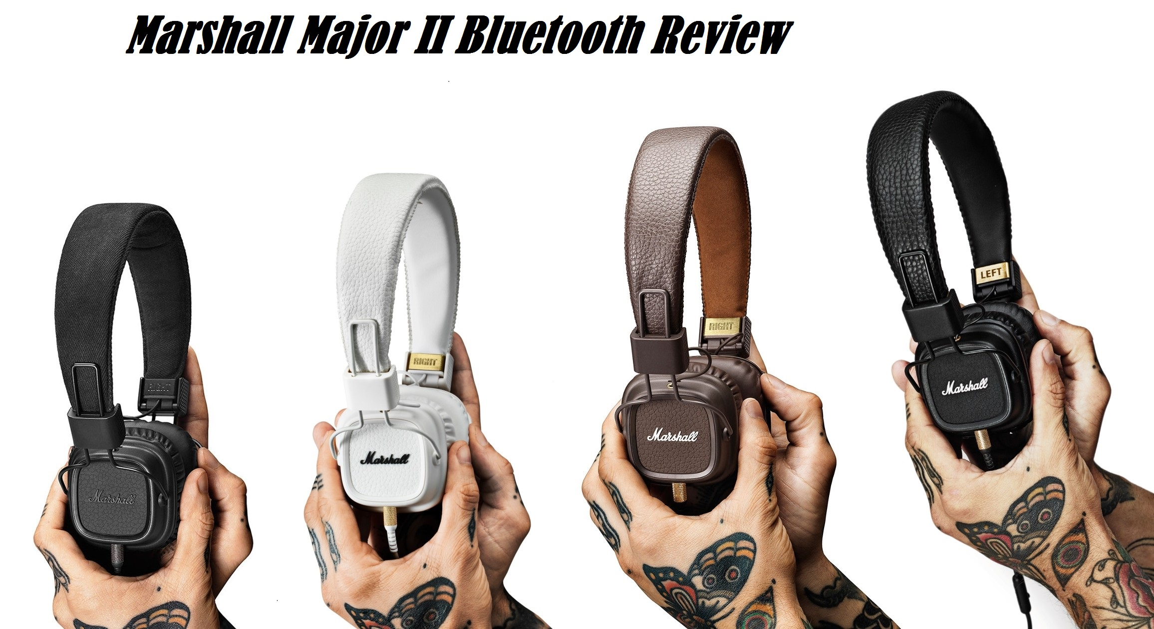 Marshall Major Bluetooth Headphones Review on marshall audio system