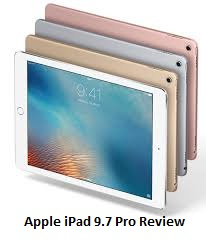 Apple iPad 9.7 Pro Review