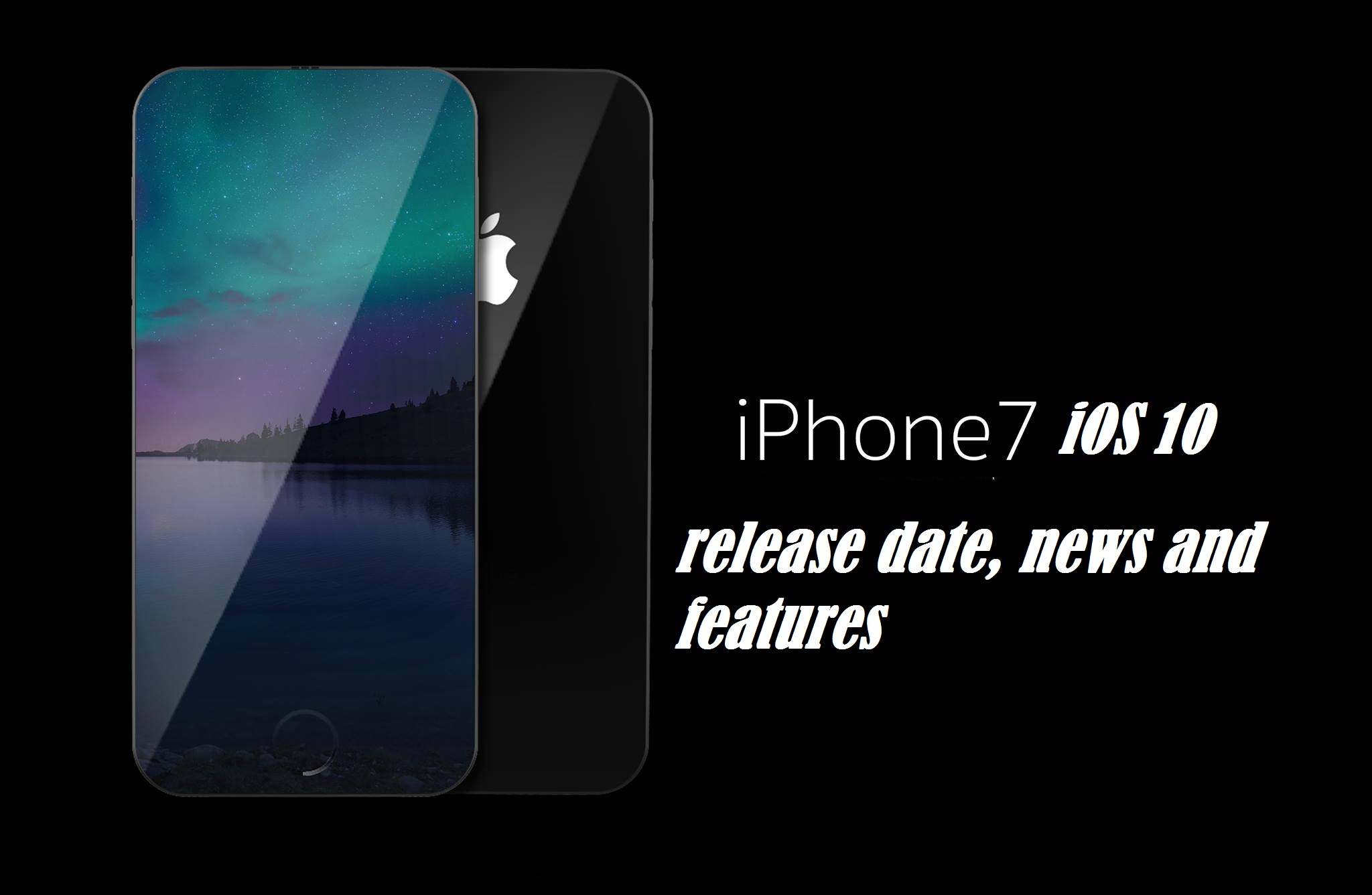 ios 10 release date news and features
