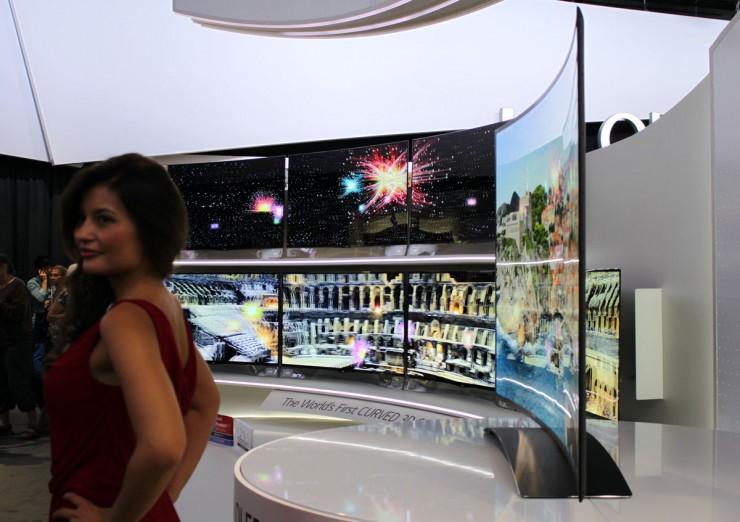Top Ten 65-inch TVs