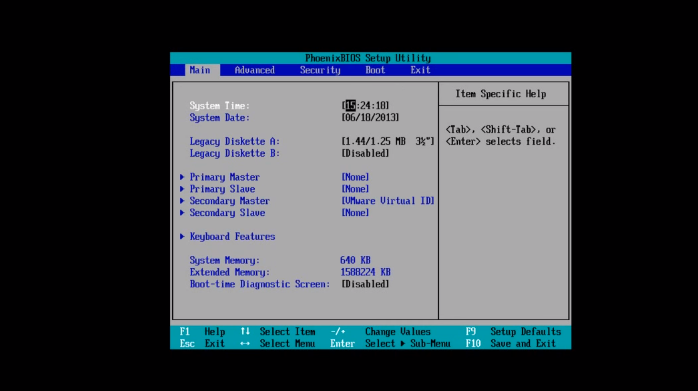 Set BIOS Password In Windows