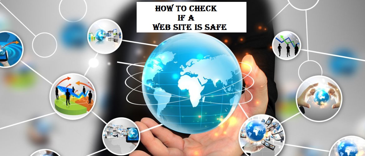 check if a Web site is safe