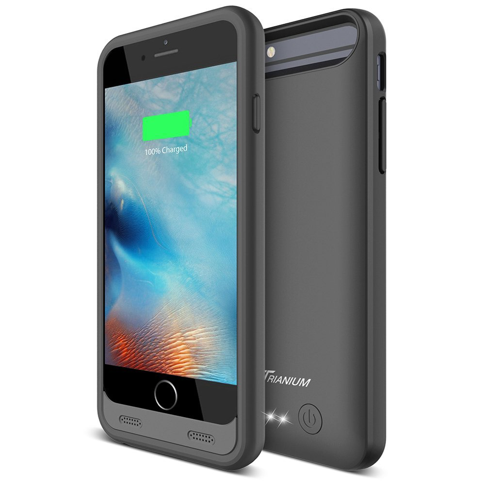 Top 10 battery cases and power packs for your iPhone 6 or 6s