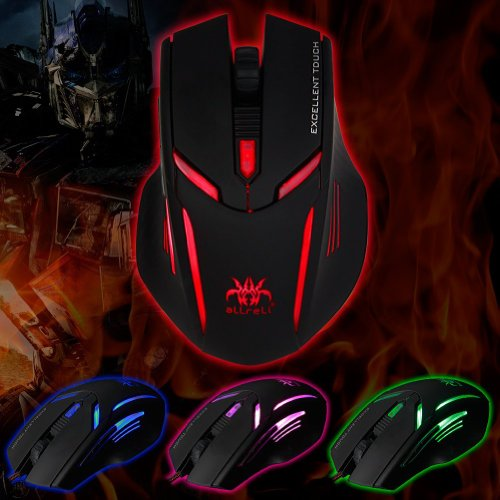 4 Best Left Handed Gaming Mouse of 2016