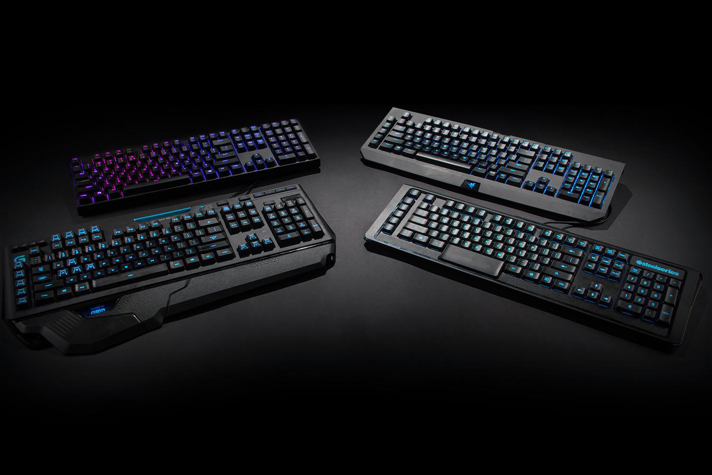 Top 5 Best Mechanical Gaming Keyboard of 2016