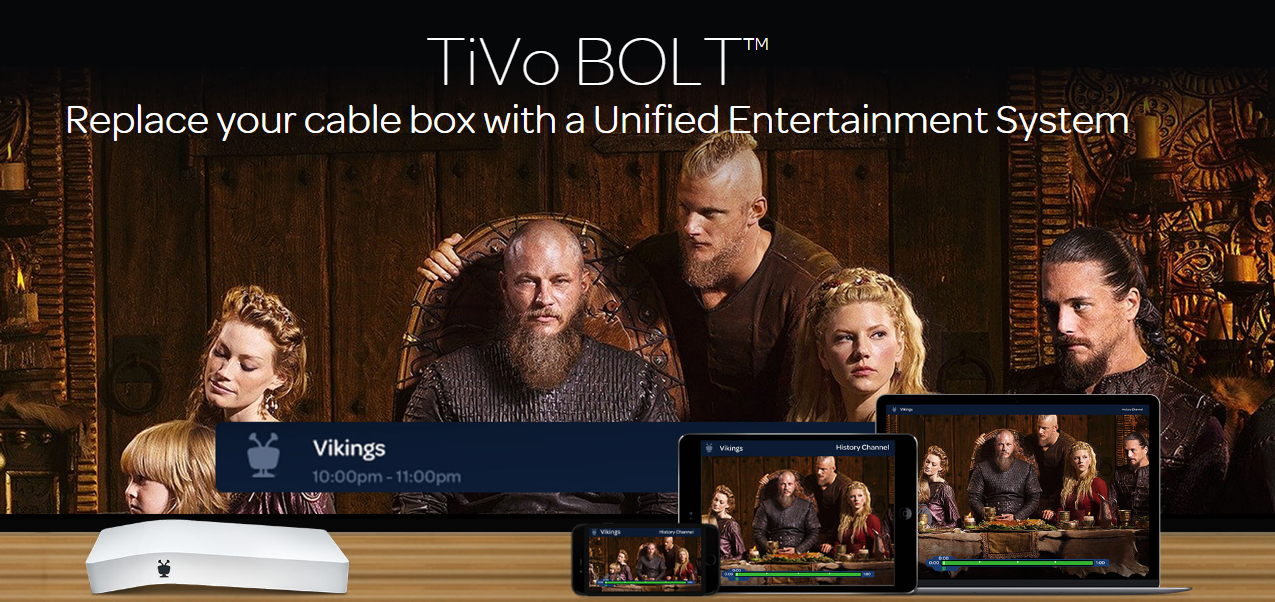 TIVO BOLT UNIFIED REVIEW