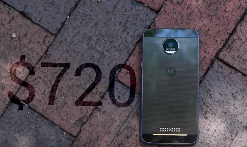 Moto Z Force Preview