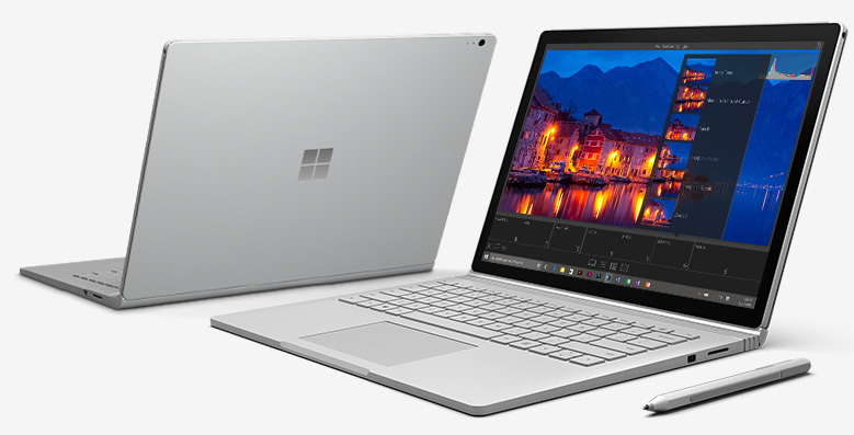 Microsoft Surface Book 2 in 1 Notebook Review