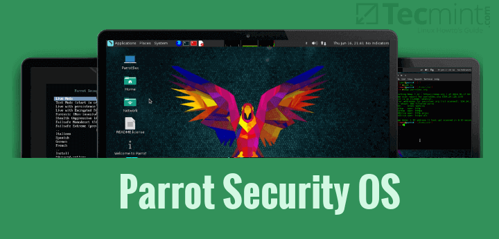 How To Install Parrot Security OS