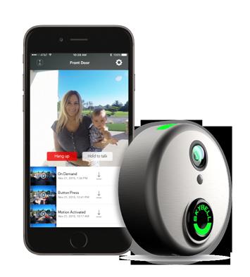 SkyBell HD Doorbell