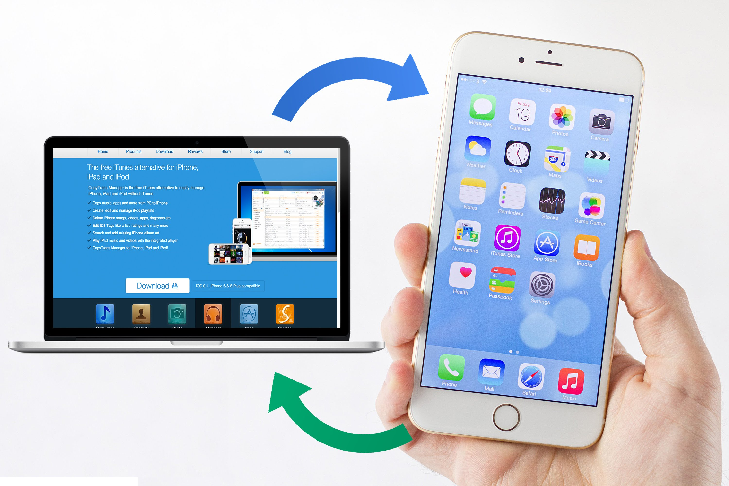 How to Transfer Music From PC to iPhone