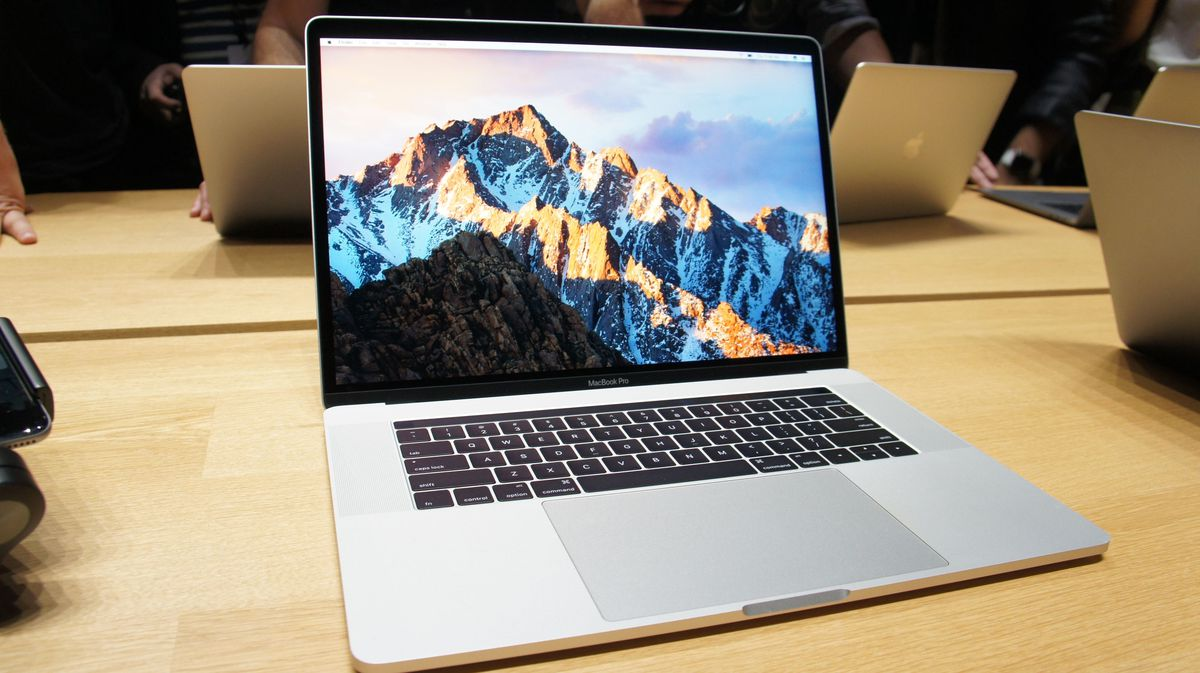 apple macbook pro 13 inch with touch bar review compsmag. Black Bedroom Furniture Sets. Home Design Ideas