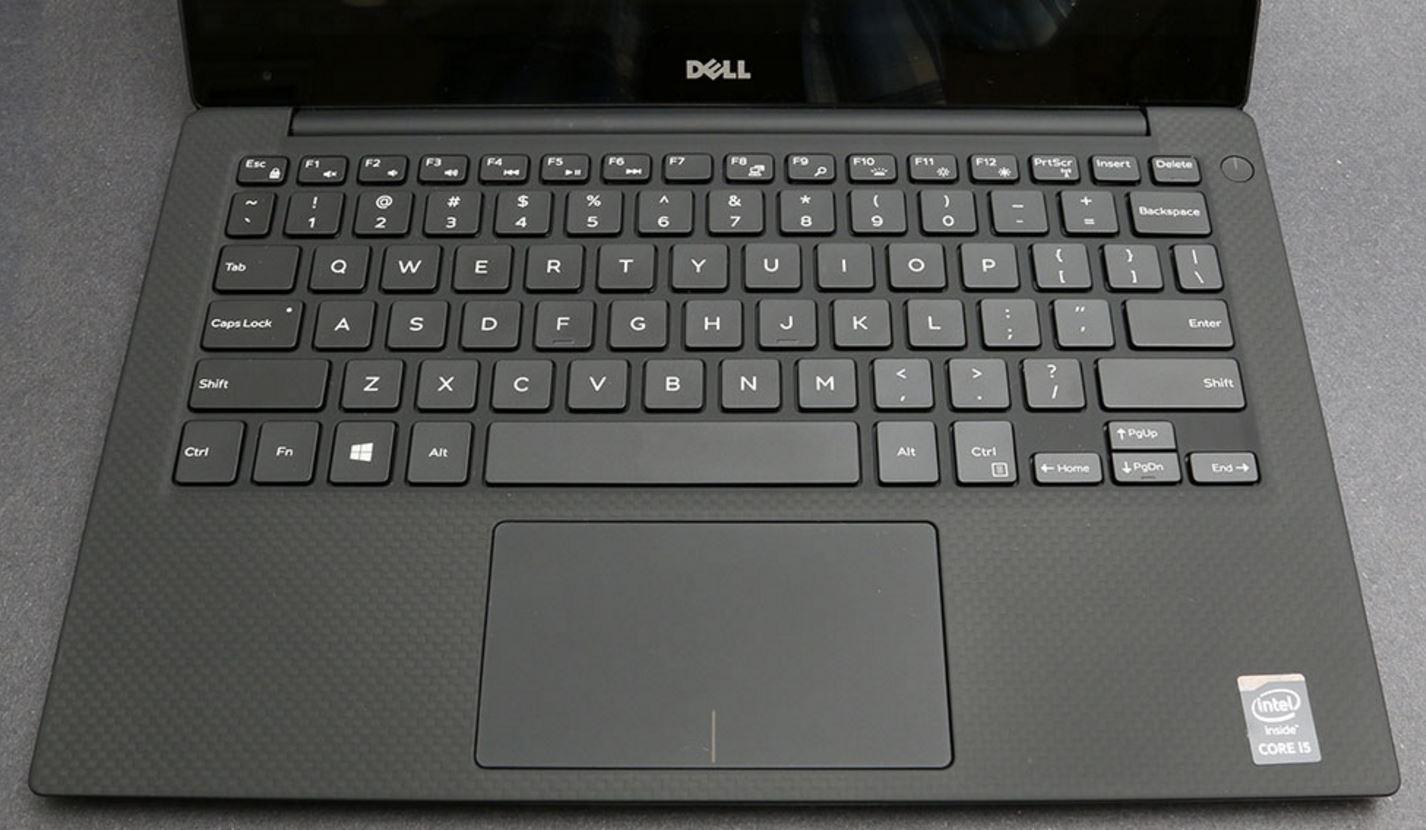 Dell XPS 13 Kaby Lake