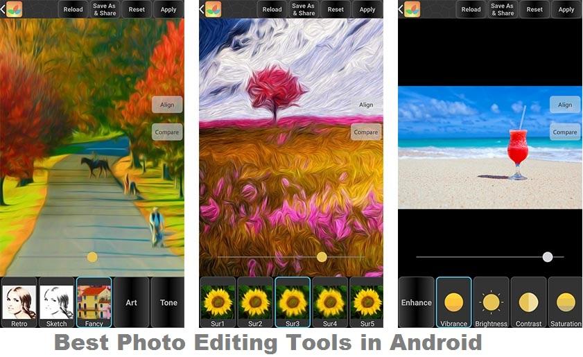 Скачать программу для редактирования фотографий на андроид